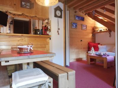 Location au ski Studio mezzanine 5 personnes (040) - Résidence le Côté Soleil - Valmorel