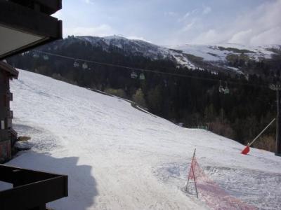 Location au ski Studio 4 personnes (012) - Residence Le Cristallin - Valmorel