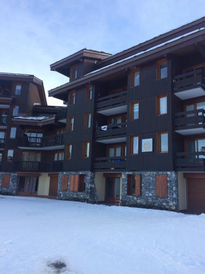 Ski en famille Residence Le Cristallin