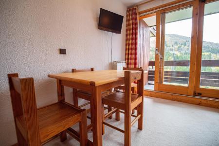 Location au ski Studio 4 personnes (012) - Résidence le Cristallin - Valmorel