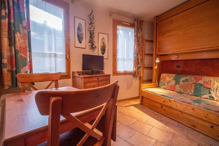 Location au ski Studio 2 personnes (045) - Résidence le Cristallin - Valmorel