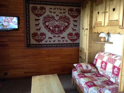 Location au ski Studio 3 personnes (032) - Residence Le Gollet - Valmorel