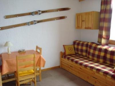 Location au ski Studio 3 personnes (011) - Residence Le Gollet - Valmorel