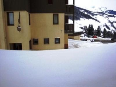 Location au ski Appartement 2 pièces 4 personnes (005) - Residence Le Gollet - Valmorel