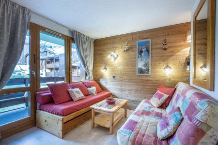 Location au ski Studio 4 personnes (055) - Résidence le Gollet - Valmorel
