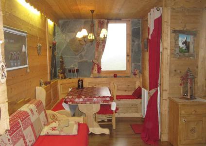 Location au ski Studio 4 personnes (011) - Résidence le Gollet - Valmorel