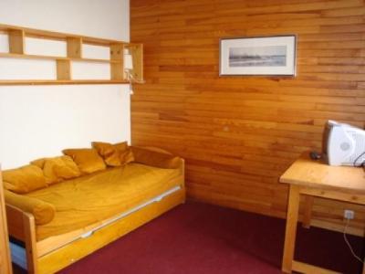Location au ski Studio 3 personnes (062) - Résidence le Gollet - Valmorel - Canapé-lit