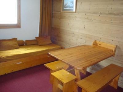 Location au ski Studio 3 personnes (062) - Résidence le Gollet - Valmorel - Table