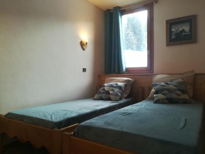 Location au ski Studio 4 personnes (037) - Résidence le Gollet - Valmorel - Couchage