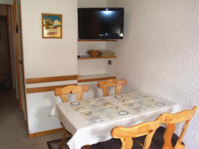 Location au ski Studio 4 personnes (011) - Résidence le Morel - Valmorel - Appartement