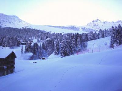 Location au ski Résidence le Mucillon - Valmorel