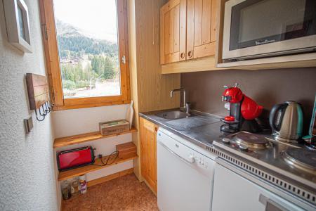 Location au ski Appartement 2 pièces 4 personnes (024) - Résidence le Mucillon - Valmorel
