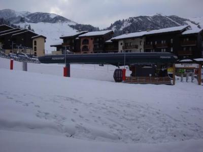 Location au ski Appartement 2 pièces 5 personnes (004) - Residence Le Pierrafort - Valmorel