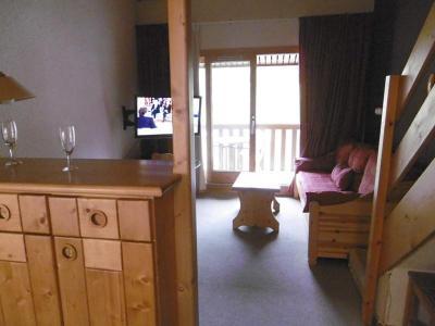 Location au ski Appartement 3 pièces 6 personnes (049) - Residence Le Pierrafort - Valmorel