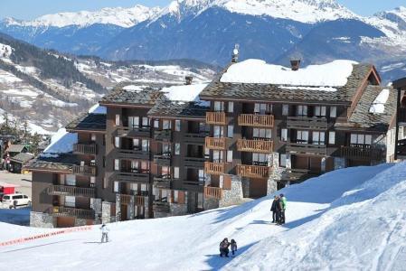 Location au ski Appartement 2 pièces 5 personnes (023) - Residence Le Pierrafort - Valmorel