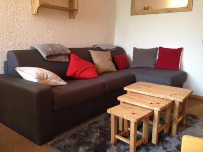 Location au ski Appartement 2 pièces 5 personnes (011) - Résidence le Pierrafort - Valmorel - Séjour
