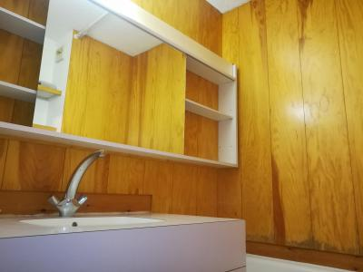 Location au ski Appartement 2 pièces 5 personnes (041) - Résidence le Pierrafort - Valmorel - Lavabo