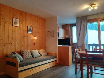 Location au ski Appartement 2 pièces 5 personnes (041) - Résidence le Pierrafort - Valmorel - Séjour