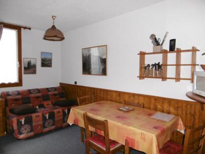 Location au ski Studio 3 personnes (008) - Résidence le Pierrafort - Valmorel - Appartement
