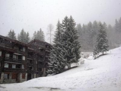 Location au ski Studio 4 personnes (012) - Residence Le Pierrer - Valmorel