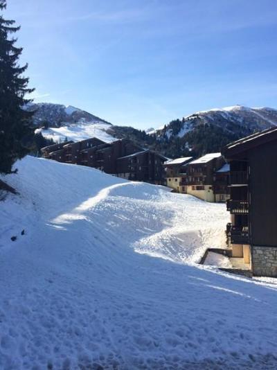Location au ski Studio 4 personnes (048) - Residence Le Pierrer - Valmorel