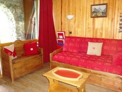Location au ski Studio 4 personnes (013) - Residence Le Pierrer - Valmorel