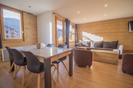 Location au ski Appartement 3 pièces 6 personnes (43-44) - Résidence le Pierrer - Valmorel