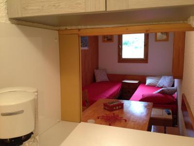 Location au ski Studio 4 personnes (035) - Résidence le Pierrer - Valmorel - Appartement