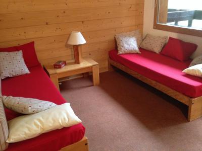 Location au ski Studio 4 personnes (035) - Résidence le Pierrer - Valmorel - Séjour