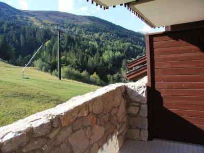 Location au ski Studio 2 personnes (051) - Residence Le Portail - Valmorel