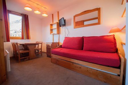 Location au ski Studio 4 personnes (073) - Résidence le Portail - Valmorel