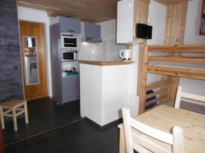 Location au ski Appartement 2 pièces 4 personnes (007) - Résidence le Portail - Valmorel - Appartement