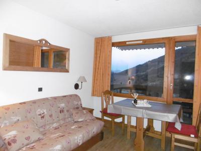Location au ski Studio 2 personnes (046) - Résidence le Portail - Valmorel - Appartement