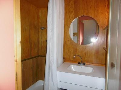 Location au ski Studio 2 personnes (071) - Résidence le Portail - Valmorel - Lavabo