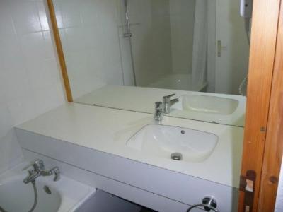 Location au ski Studio 4 personnes (279) - Résidence le Portail - Valmorel - Salle de bains