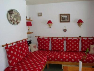 Location au ski Studio 4 personnes (001) - Residence Le Prariond - Valmorel