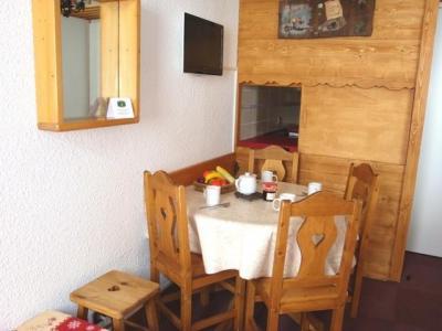 Location au ski Studio 4 personnes (021) - Residence Le Prariond - Valmorel