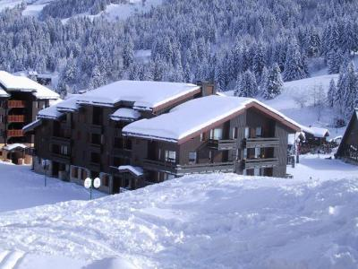 Location au ski Résidence le Prariond - Valmorel