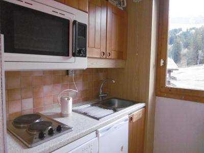 Location au ski Appartement 2 pièces 4 personnes (035) - Résidence le Riondet - Valmorel