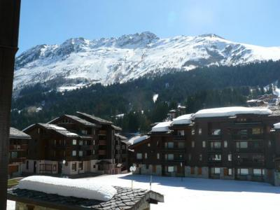 Location au ski Résidence le Riondet - Valmorel - Extérieur hiver