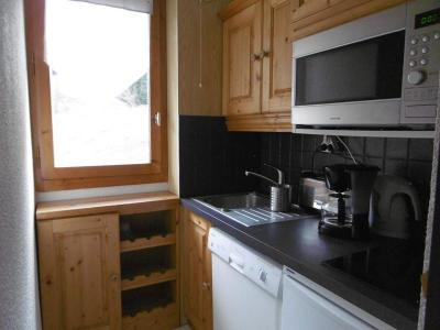 Location au ski Appartement 2 pièces 4 personnes (047) - Résidence le Riondet - Valmorel - Kitchenette