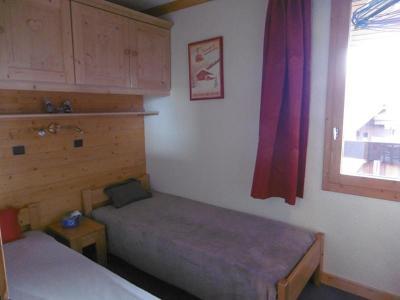 Location au ski Appartement 2 pièces 4 personnes (047) - Résidence le Riondet - Valmorel - Lit simple