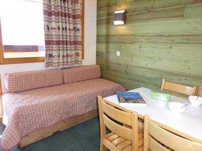 Alquiler al esquí Apartamento 2 piezas para 5 personas - Résidence le Sappey - Valmorel - Kitchenette