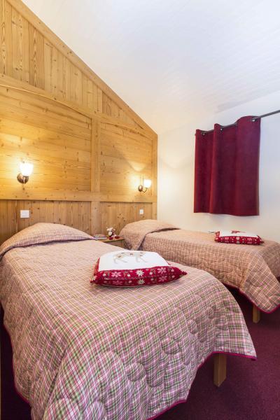 Alquiler al esquí Apartamento dúplex 4 piezas 8 personas - Résidence le Sappey - Valmorel - Habitación