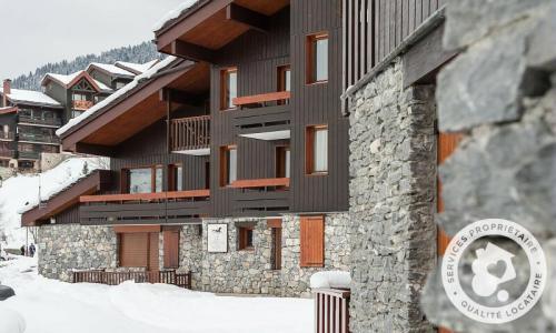 Location Valmorel : Résidence les Chalets de Valmorel - Maeva Home hiver
