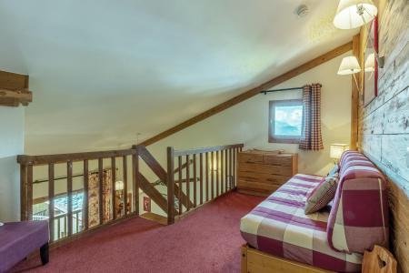 Location au ski Appartement 2 pièces 4 personnes (027) - Résidence les Côtes - Valmorel - Extérieur hiver