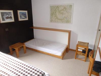 Location au ski Appartement 2 pièces 4 personnes (027) - Résidence les Côtes - Valmorel - Chambre