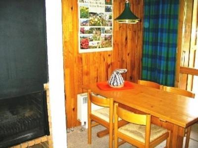 Location au ski Appartement 2 pièces 4 personnes (027) - Résidence les Côtes - Valmorel - Table