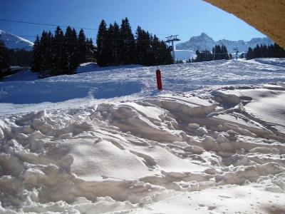 Location au ski Appartement 2 pièces 5 personnes (038) - Residence Les Lauzes - Valmorel