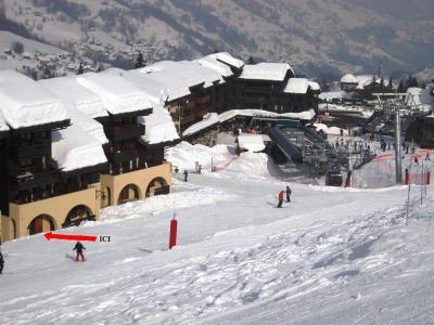 Location au ski Appartement 2 pièces 5 personnes (66) - Résidence les Lauzes - Valmorel
